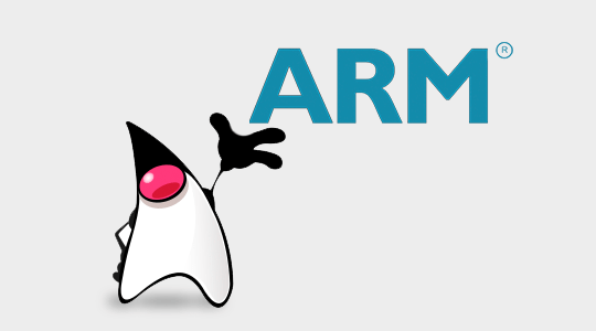 The status of Java on Arm