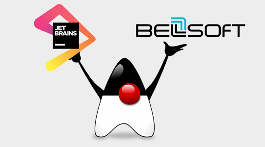JetBrains and BellSoft enter strategic collaboration.