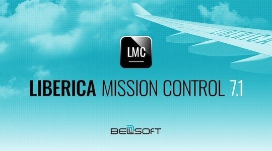 Liberica Mission Control 7.1 released
