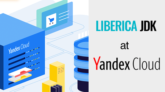 Liberica JDK is now available in Yandex Cloud!